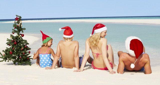 В Новый год на пляж или к Якшамо Атя. Где ульяновцам отдохнуть на Новый год?